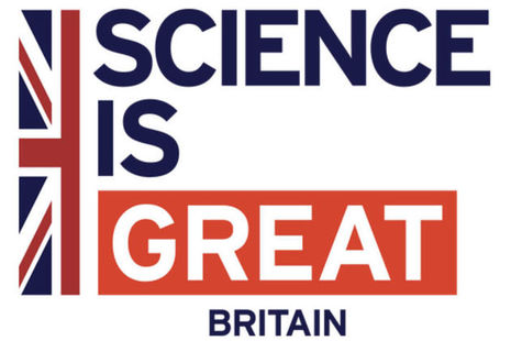 Science is GREAT Britain graphic