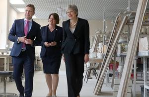 PM Belfast speech: 20 July 2018