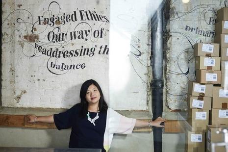 Fanzi Down, a Women in Innovation award holder
