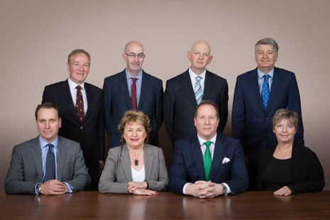 photograph of the Traffic Commissioners for Great Britain