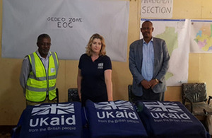 Read the 'UK launches largest tax partnership programme to help Ethiopia transition from aid' article