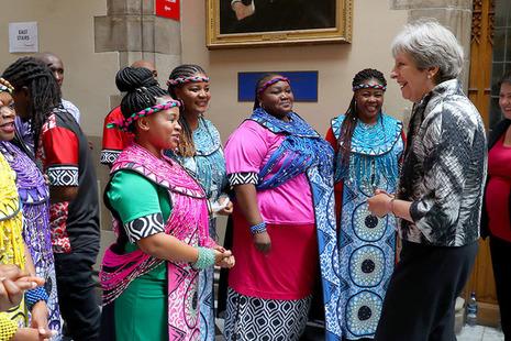 PM visits Edinburgh
