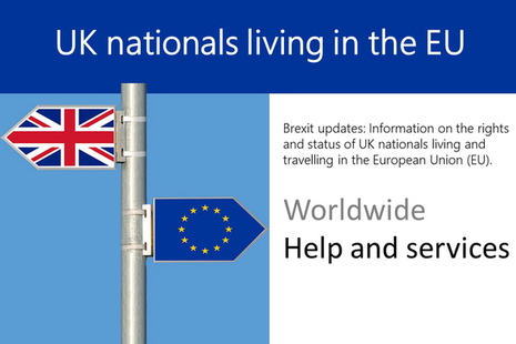 UK nationals in the EU: essential information