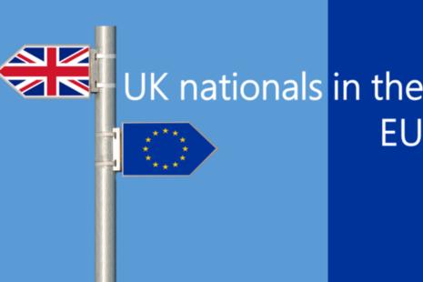 UK nationals in the EU