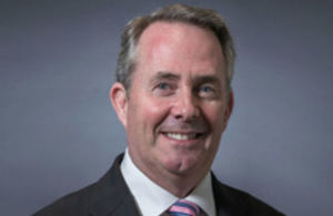 The Rt Hon Dr Liam Fox MP
