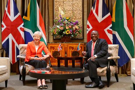 PM with President Ramaphosa