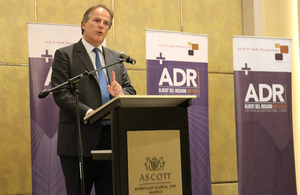 UK Foreign Office Minister Mark Field visits Philippines, 15-17 August