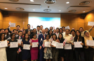 36 Filipinos awarded the prestigious Chevening Scholarships by the UK