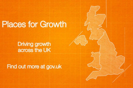 Graphic from video on Places for Growth Programme