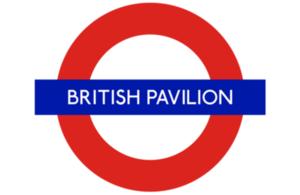 British Pavilion 2018 Logo