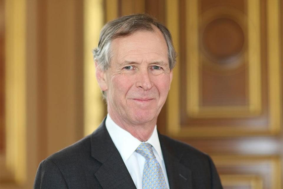 Embajador Jamie Bowden