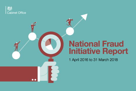 National Fraud Initiative report cover