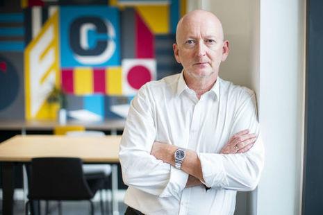 Citi Logik Managing Director, Stephen Leece