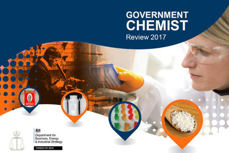 Government Chemist Review cover