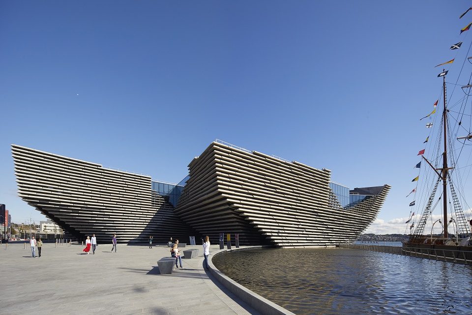 V A Dundee Is Ready To Open Its Doors Gov Uk