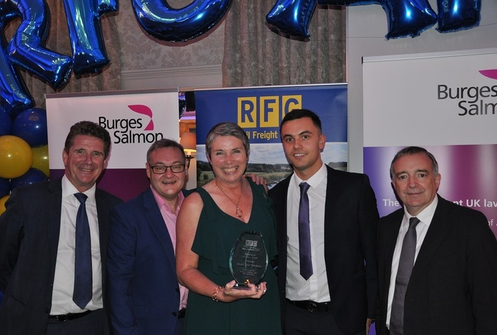 DRS wins Business of the Year 2018