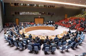 UN Security Council briefing on non-proliferation - DPRK (UN Photo)