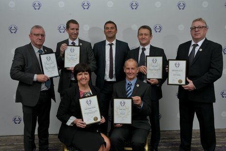 Sellafield Ltd has won 9 RoSPA awards