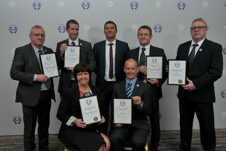 Sellafield Ltd has won 9 RoSPA awards