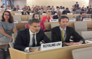 Read the 'Human Rights Council 39: Interactive Dialogue with the Fact Finding Mission on Burma' article