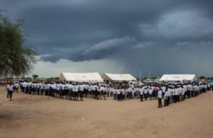 Community outreach in Abyei, 2017 (UNISFA)