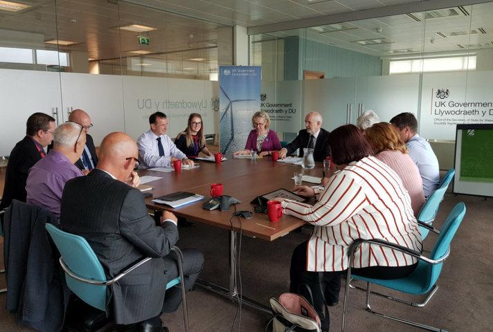 EU Expert Panel members meeting