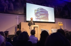 Speech by Sir James Bevan at the RSA