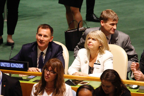 UK statement at the UN Nelson Mandela Peace Summit