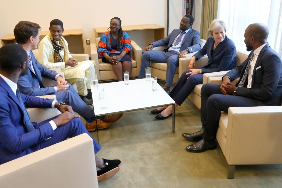 PM at UNGA meeting