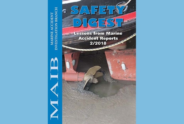 Safety Digest 2/18 front cover