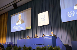 IAEA GC statement