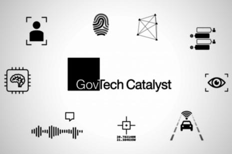 GovTech Catalyst icons