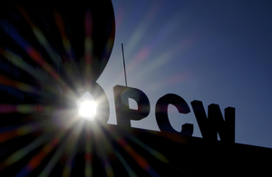 Minister for Europe statement: attempted hacking of the OPCW by Russian military intelligence