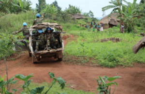 Peacekeeping forces in DRC (UN Photo)