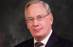 His Royal Highness The Duke of Gloucester