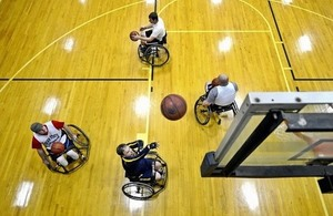 New support launched for disable adults to improve health.