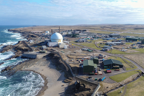 Workforce commitment at Dounreay