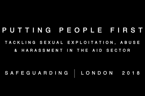Safeguarding Summit logo
