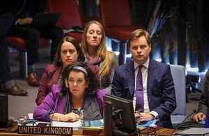 UN Security Council open debate on the Middle East peace process