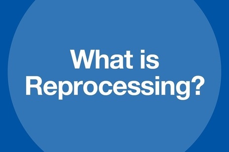 What is reprocessing?