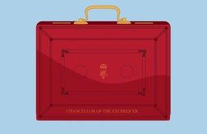 Budget box graphic