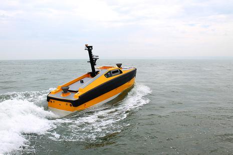Autonomous vessel