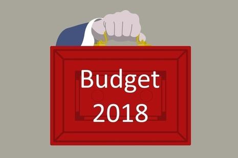 Budget 2018: a GAD technical bulletin