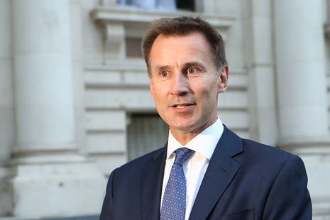 Landscape of Jeremy Hunt