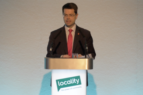 Communities Secretary Rt Hon James Brokenshire MP