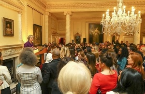 Women MPs Conference in London
