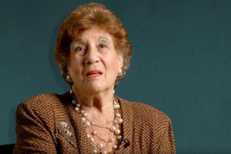 Inge Gershfield - British Holocaust survivor recalls her memories of Kristallnacht