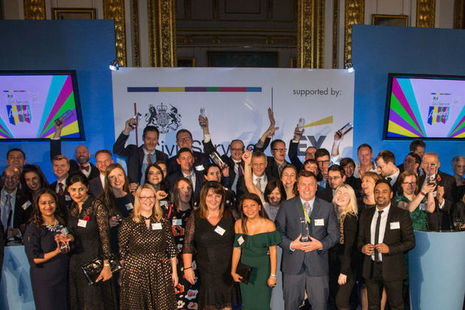 Civil Service Awards winners 2018
