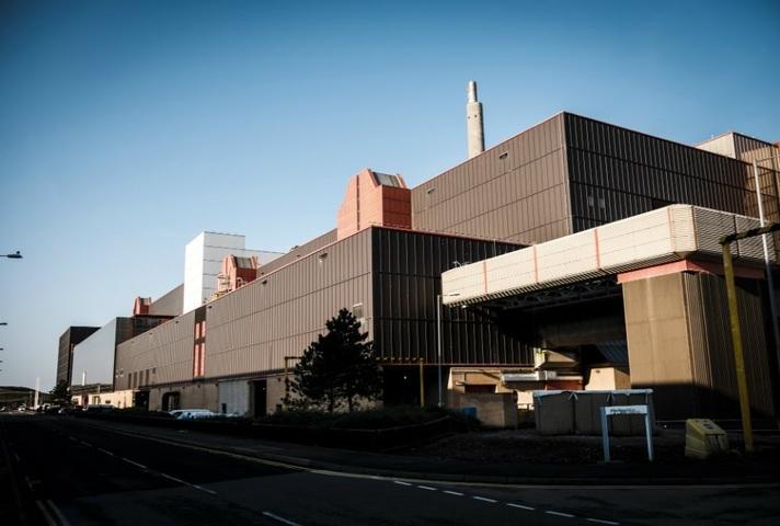 Thorp at Sellafield