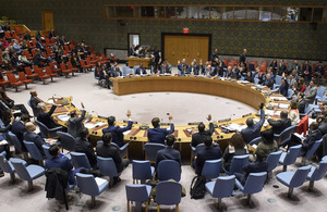 Security Council adopts resolution to lift sanctions on Eritrea (UN Photo)